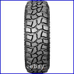 4 New GT Radial Savero Komodo M/T Plus LT 245/75R16 Load E 10 Ply MT Mud Tires