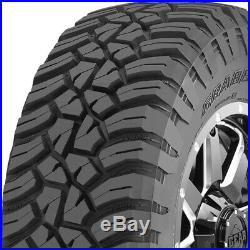 4 New General Grabber X3 LT 285/70R17 Load E 10 Ply M/T Mud Tires