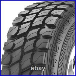 4 New Gladiator QR900-M/T LT 35X12.50R20 121Q Load E 10 Ply MT Mud Tires