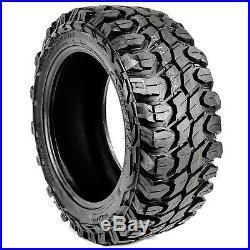 4 New Gladiator X-Comp M/T LT 31X10.50R15 Load C 6 Ply MT Mud Tires