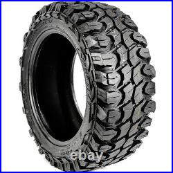 4 New Gladiator X-Comp M/T LT 33X12.50R22 Load F 12 Ply MT Mud Tires