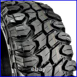 4 New Gladiator X-Comp M/T LT 40X13.50R17 Load E 10 Ply MT Mud (BLEM) Tires