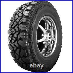 4 New Goodyear Fierce Attitude M/T LT 265/75R16 Load E 10 Ply MT Mud Tires