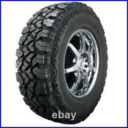 4 New Goodyear Fierce Attitude M/T LT 275/70R18 Load E 10 Ply MT Mud Tires