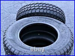4 New Haida Puma HD818 LT 215/75R14 Load D 8 Ply MT M/T Mud Tires