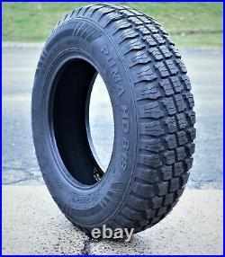4 New Haida Puma HD818 LT 215/75R15 Load D 8 Ply MT M/T Mud Tires