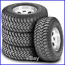 4 New Hankook Dynapro MT LT 33X12.50R15 Load C 6 Ply M/T Mud Tires