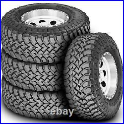 4 New Hankook Dynapro MT LT 35X12.50R17 Load E 10 Ply (DC) M/T Mud Tires