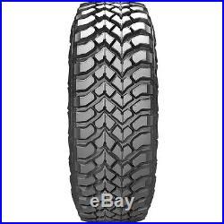 4 New Hankook Dynapro MT LT 37X12.50R17 Load D 8 Ply M/T Mud Tires
