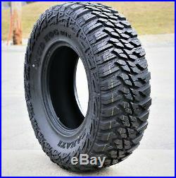 4 New Kanati Mud Hog M/T LT 275/60R20 Load E 10 Ply MT Mud Tires