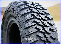 4 New Kanati Mud Hog M/T LT 285/70R17 Load E 10 Ply MT Mud Tires