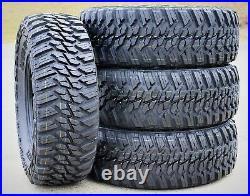 4 New Kanati Mud Hog M/T LT 33X12.50R20 Load E 10 Ply MT Mud Tires