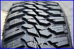 4 New Kanati Mud Hog M/T LT 35X10.50R15 Load C 6 Ply MT Mud Tires