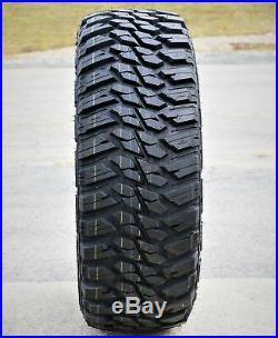 4 New Kanati Mud Hog M/T LT 35X12.50R15 Load C 6 Ply MT Mud Tires