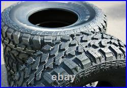 4 New Lanvigator Catchfors M/T LT 35X12.50R20 Load E 10 Ply MT Mud Tires
