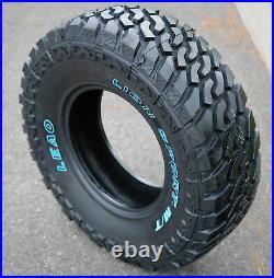4 New Leao Lion Sport MT LT 285/55R20 Load E 10 Ply M/T Mud Tires