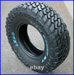 4 New Leao Lion Sport MT LT 285/75R16 126/123Q Load E 10 Ply M/T Mud Tires