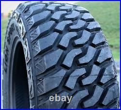 4 New Leao Lion Sport MT LT 295/60R20 (34x11.50R20) Load E 10 Ply M/T Mud Tires