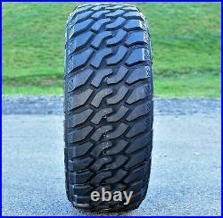 4 New Leao Lion Sport MT LT 33X12.50R22 Load F 12 Ply M/T Mud Tires