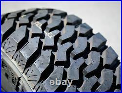 4 New Leao Lion Sport MT LT 35X12.50R17 Load E 10 Ply M/T Mud Tires