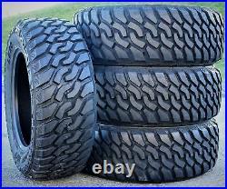 4 New Leao Lion Sport MT LT 37X13.50R20 Load E 10 Ply M/T Mud Tires