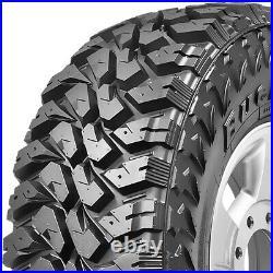 4 New Maxxis Buckshot Mudder II MT-764 LT 305/70R17 Load E 10 Ply M/T Mud Tires