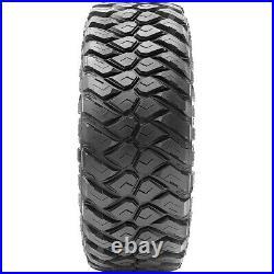 4 New Maxxis Razr MT LT 37X12.50R18 Load D 8 Ply M/T Mud Tires
