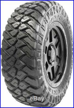 4 New Maxxis Razr MT LT 37X13.50R20 Load E 10 Ply M/T Mud Tires