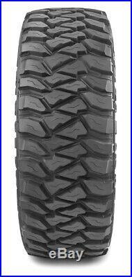 4 New Mickey Thompson Baja MTZP3 LT 315/70R17 Load E 10 Ply M/T Mud Tires