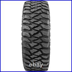 4 New Mickey Thompson Baja MTZP3 LT 33X12.50R15 Load C 6 Ply M/T Mud Tires