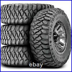 4 New Mickey Thompson Baja MTZP3 LT 35X12.50R20 Load E 10 Ply M/T Mud Tires
