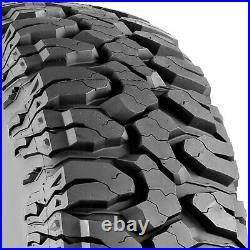 4 New Milestar Patagonia M/T LT 37X12.50R20 Load F 12 Ply MT Mud Tires