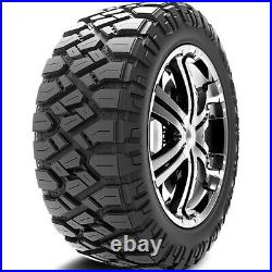 4 New Nama Maxxploit M/T LT 33X12.50R20 Load E 10 Ply MT Mud Tires