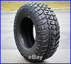 4 New Patriot M/T LT 33X12.50R17 Load E 10 Ply M/T Mud Tires