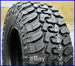 4 New Patriot M/T LT 33X12.50R18 Load E 10 Ply M/T Mud Tires