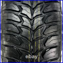 4 New Pinnacle Aethon M/T LT 31X10.50R15 Load C 6 Ply MT Mud Tires