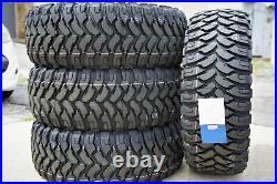 4 New RBP Repulsor M/T LT 37x13.50R26 Load E 10 Ply MT Mud Tires