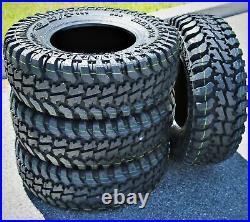 4 New Radar Renegade R5 M/T LT 265/70R17 Load E 10 Ply MT Mud Tires