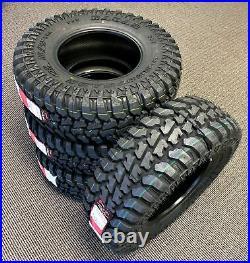 4 New Radar Renegade R5 M/T LT 32X11.50R15 Load C 6 Ply MT Mud Tires