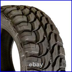 4 New Red Dirt Road RD-6 M/T LT 33X12.50R20 Load E 10 Ply MT Mud Tires