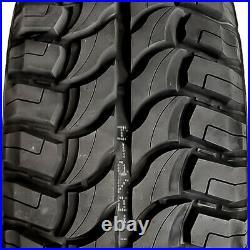4 New Red Dirt Road RD-6 M/T LT 33X12.50R22 Load E 10 Ply MT Mud Tires
