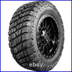 4 New Roadone Aethon M/TX LT 35X12.50R24 Load E 10 Ply MT Mud Tires