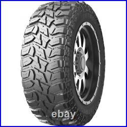4 New TBB TS-67 M/T LT 33X12.50R17 Load E 10 Ply MT Mud Tires