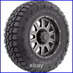 4 New Thunderer Trac Grip M/T LT 35X12.50R20 Load F 12 Ply MT Mud Tires