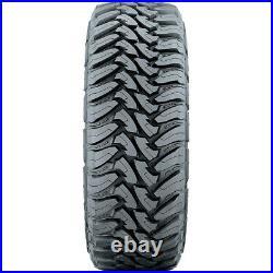 4 New Toyo Open Country M/T LT 37X12.50R20 Load E 10 Ply MT Mud Tires