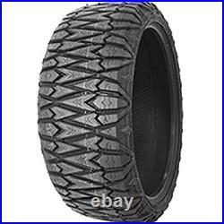4 New Tri-Ace Pioneer M/T LT 35X12.50R22 Load E 10 Ply MT Mud Tires