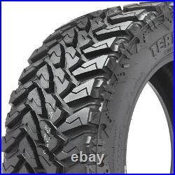 4 New Venom Power Terra Hunter M/T LT 33X12.50R20 Load F 12 Ply MT Mud Tires