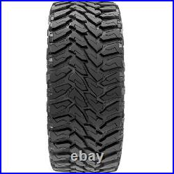 4 New Venom Power Terra Hunter M/T LT 35X12.50R20 Load E 10 Ply MT Mud Tires