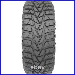4 New Versatyre MXT/HD LT 285/60R20 Load F 12 Ply MT M/T Mud Tires