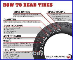 4 RDR Red Dirt Road RD-6 M/T 33x12.50R20LT 114Q Mud Tires, 10 Ply, Load E, New